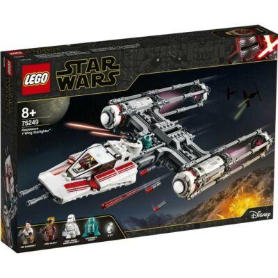 LEGO® Star Wars™ - Ellenállás Y-szárnyú vadászgép (75249)