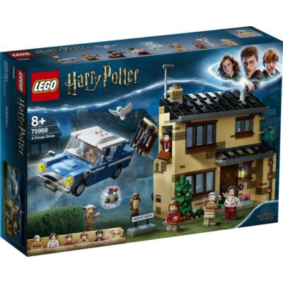 LEGO® Harry Potter - Privet Drive 4. (75968)