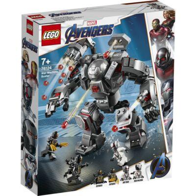 LEGO® Super Heroes - Hadigép Romboló (76124)