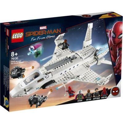 LEGO® Super Heroes - A Stark jet és a dróntámadás (76130)