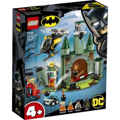 LEGO® Super Heroes - Batman™ és Joker™ szökése (76138)