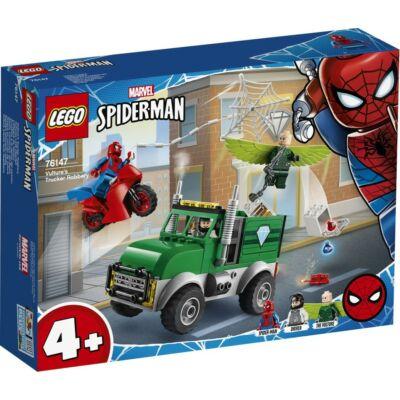 LEGO® Super Heroes - Keselyű teherautó rablás (76147)