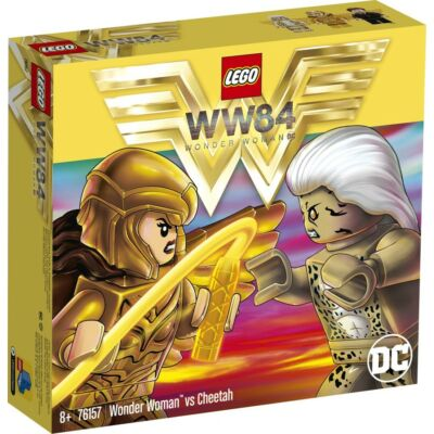 LEGO® Super Heroes - Wonder Woman™ vs Cheetah (76157)