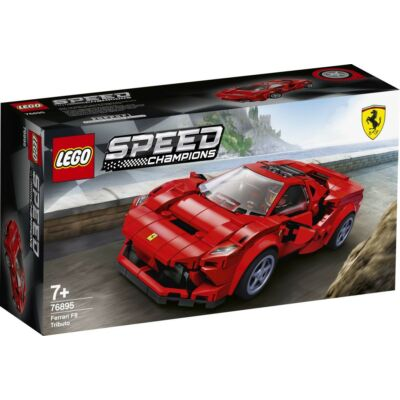 LEGO® Speed Champions - Ferrari F8 Tributo (76895)
